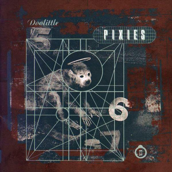 Pixies - Vaughan Oliver