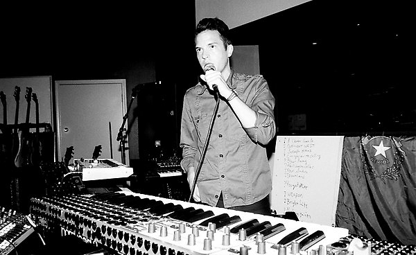 Brandon Flowers Keyboards