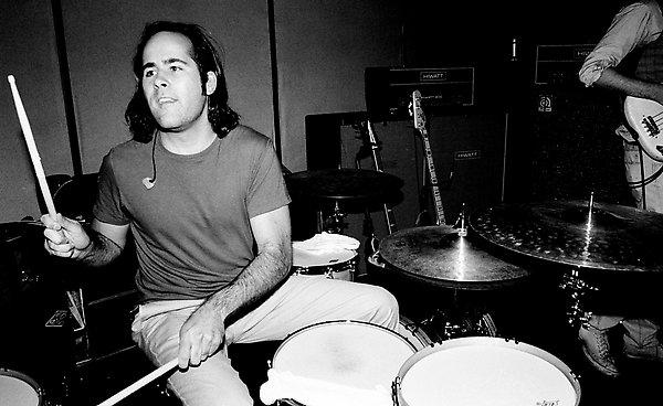 The Killers' Ronnie Vanucci Jr