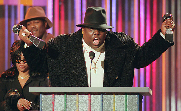 Los Angeles Police Apologise To Notorious Big S Family Over