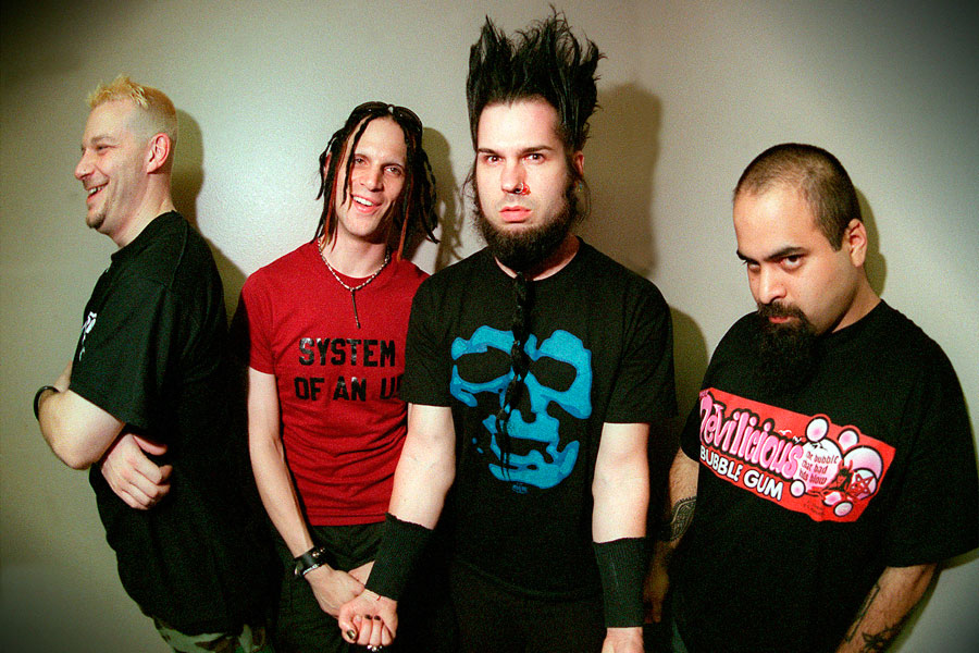 28 Nu Metal Era Bands You Probably Forgot All About Nme