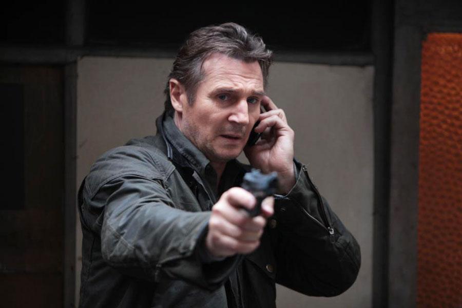 Liam Neeson - Taken