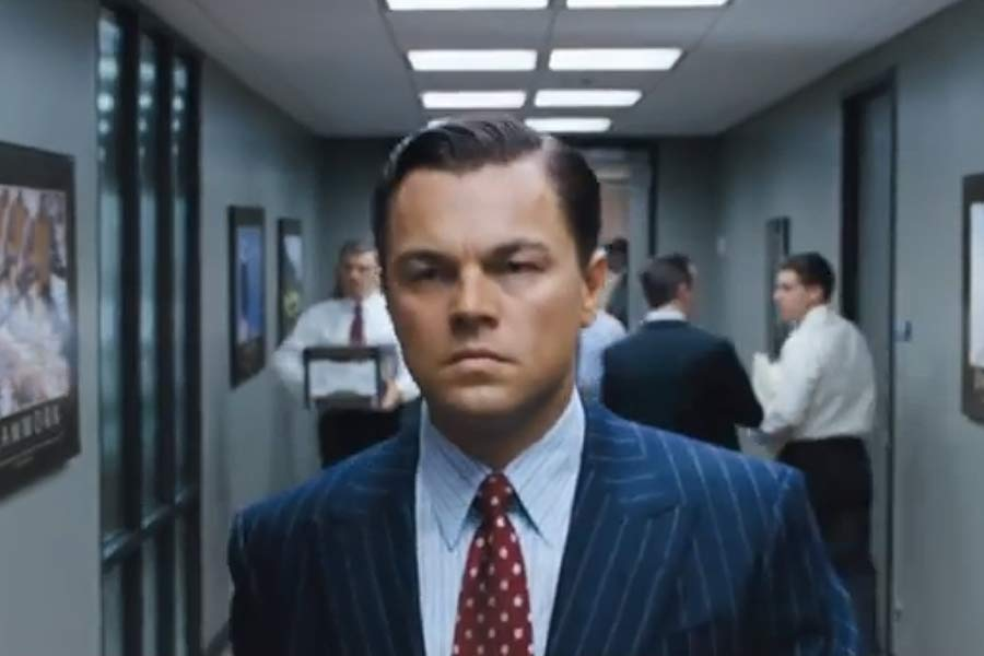 The real-life 'Wolf of Wall Street' is suing film's producers for $300m