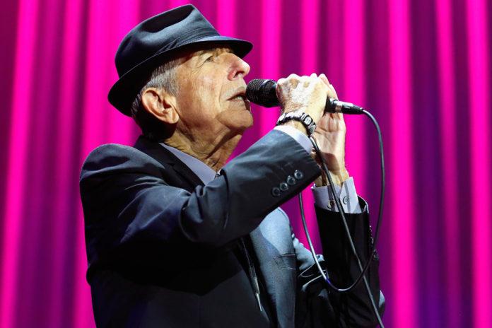 Leonard Cohen dead aged 82