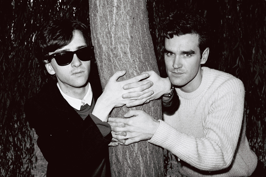 The Smiths, Morrissey, Johnny Marr