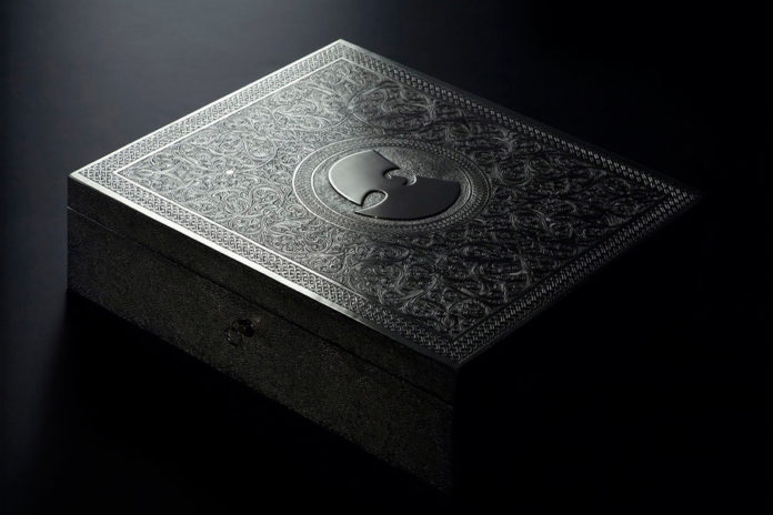 """New York rappers Wu Tang Clan sold the ONLY copy of their album 'Once Upon A Time In Shaolin' to a mystery buyer for $2m. That buyer turned out to be the universally reviled Martin Shkreli, a CEO who bought a drug used to treat AIDS and jacked its price from $13.50 per pill to $750. Wu Tang head honcho RZA was aghast and pledged to donate """"a significant portion"""" of the cash to charity."""