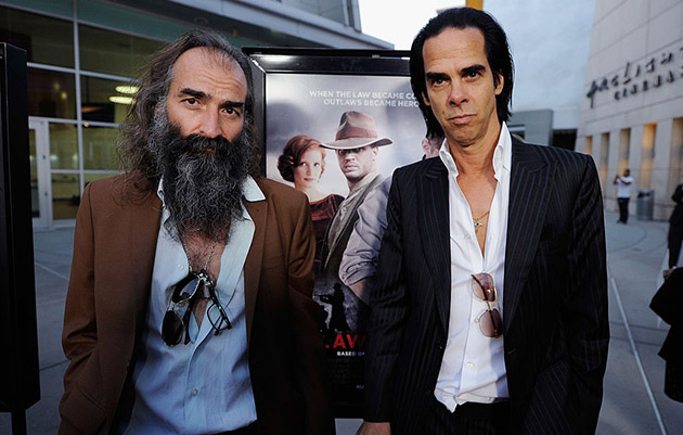 Nick Cave Warren Ellis Mars