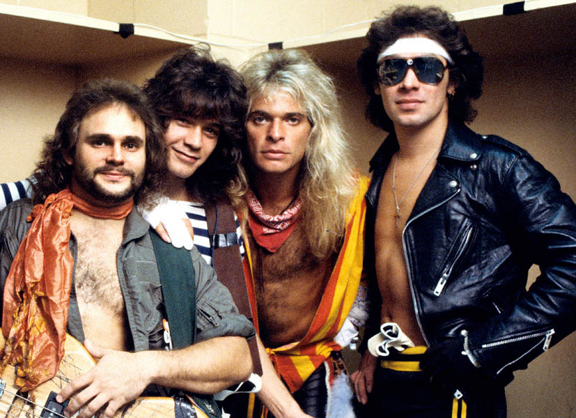 Van Halen S Jump Voted Most Popular Sporting Song Nme