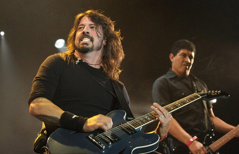 The Silver Tongue Of Dave Grohl - 50 Best Quotes | NME