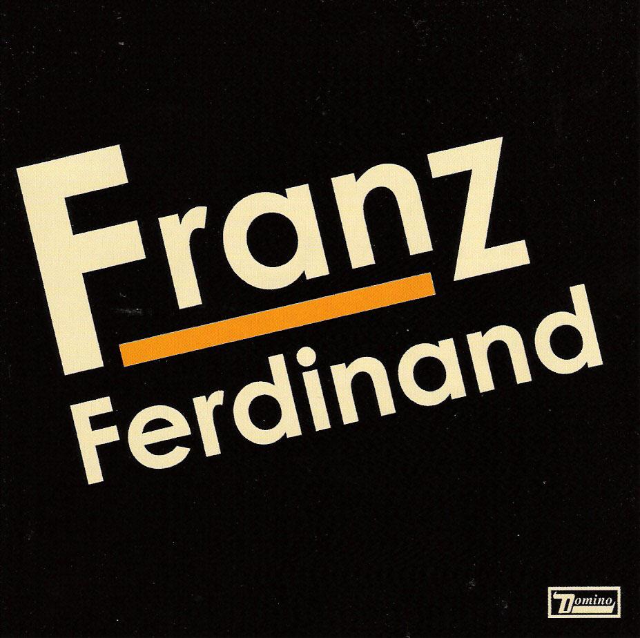 Franz Ferdinand - 'Take Me Out'.