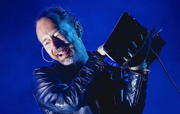 Radiohead will headline Glastonbury 2017