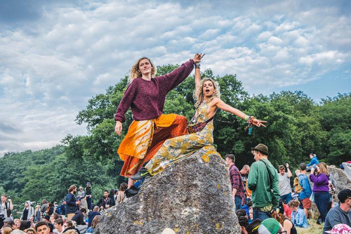 The Stone Circle Glastonbury 2017