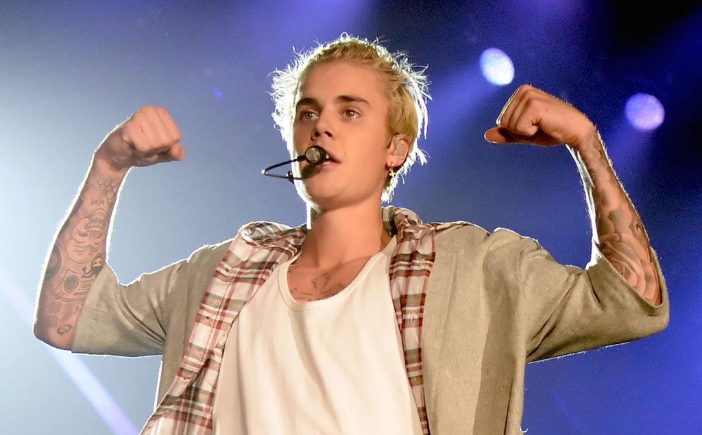 Justin Bieber In Concert - 2016 Purpose World Tour - Seattle, WA