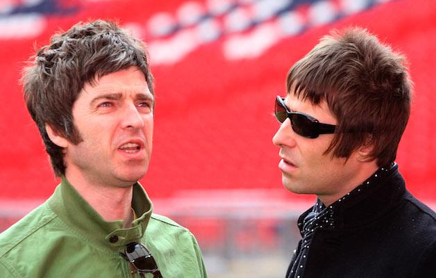 Oasis At Wembley