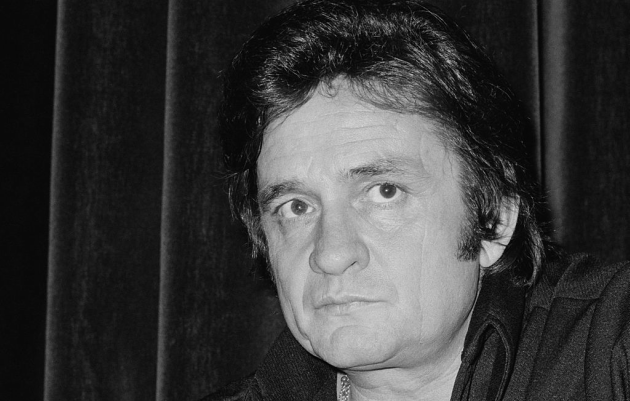 Johnny Cash poetry book
