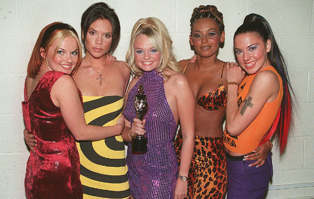 Spice Girls Mel C bullied