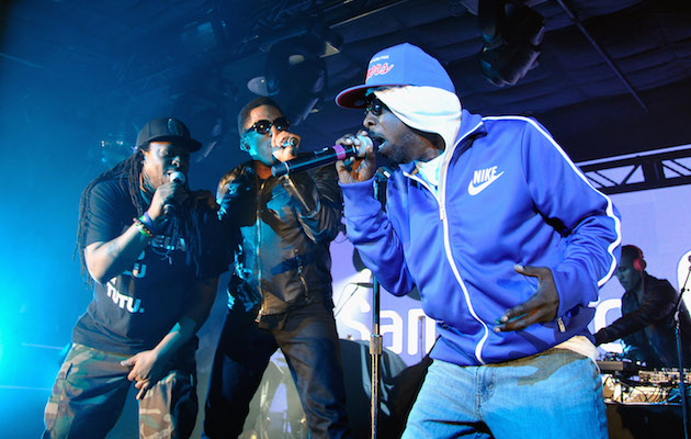 A Tribe Called Quest At SXSW