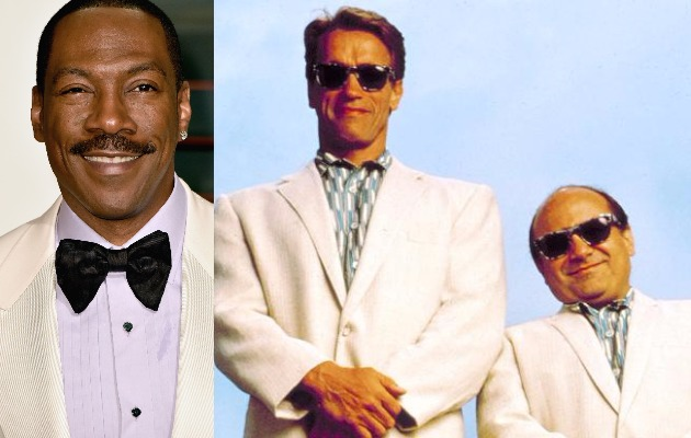 Eddie Murphy To Play Arnold Schwarzenegger And Danny Devito S Brother In Twins Sequel Film Nme