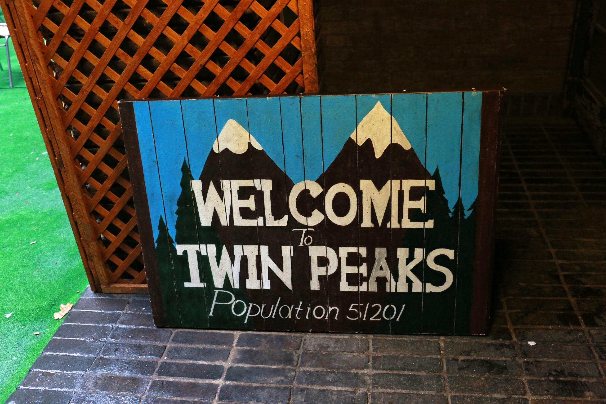 Twin Peaks Festival London 2016