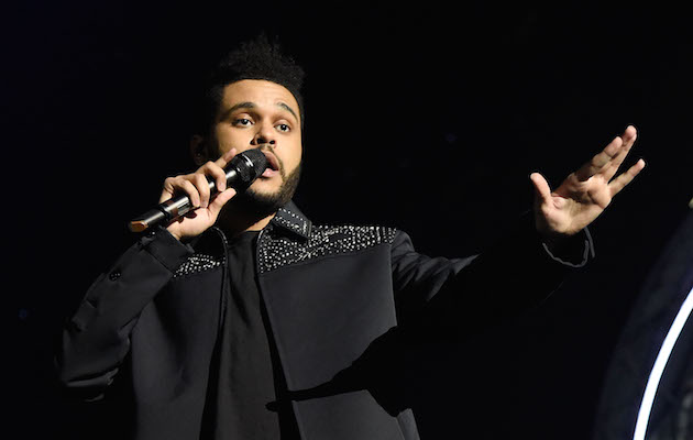 The Weeknd NOS alive