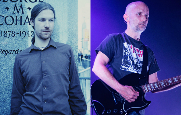 Moby Aphex Twin buffoon