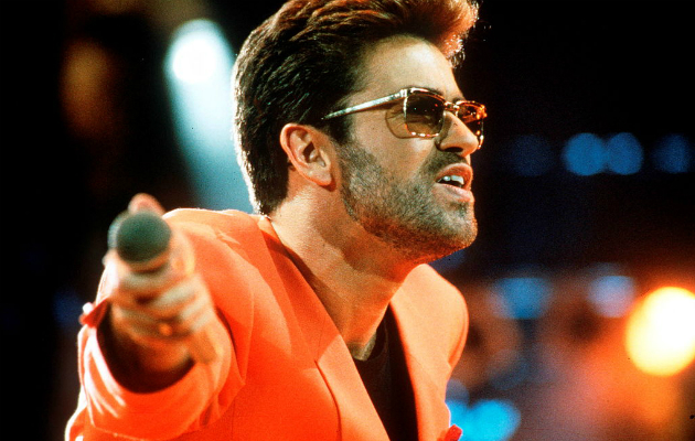 George Michael Somebody to Love