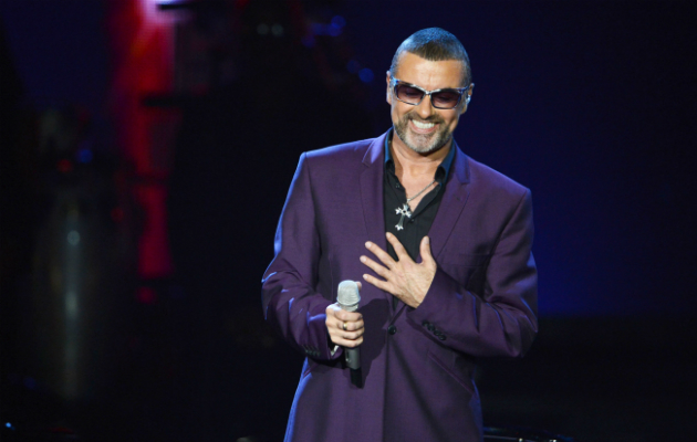 George Michael partner
