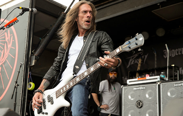 Rex Brown solo album