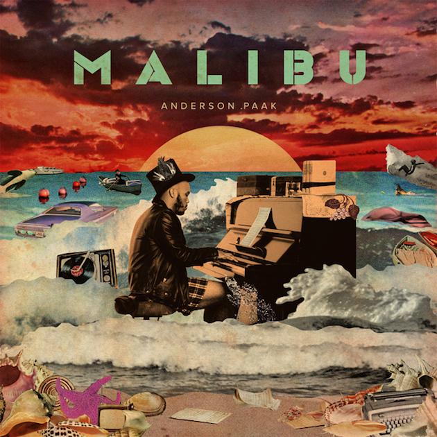 Anderson .Paak – 'Malibu'