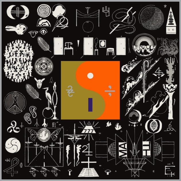 Bon Iver – '22, A Million'