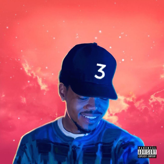 Chance the Rapper – 'Coloring Book'