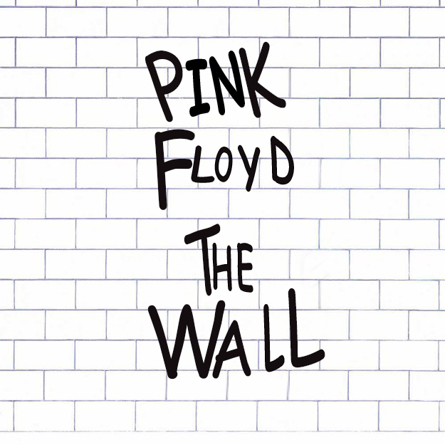 Pink Floyd - 'The Wall' (in Comic Sans)