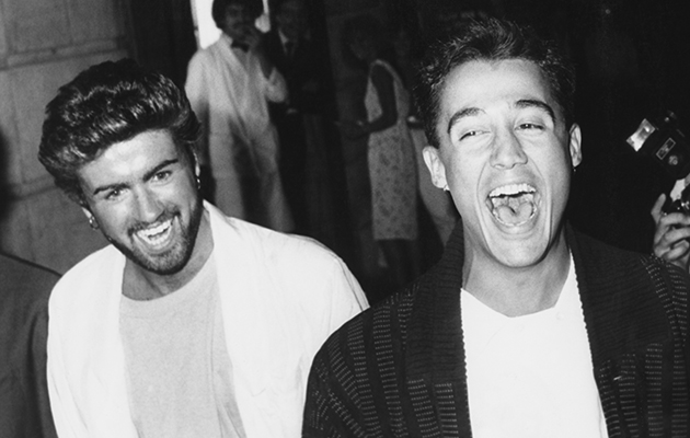 Wham! in 1985