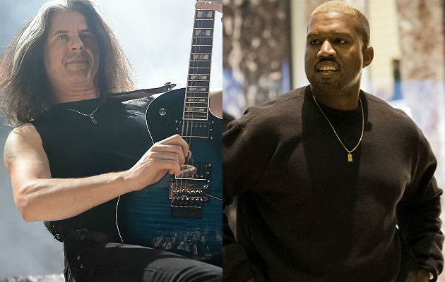 Testament and Kanye West