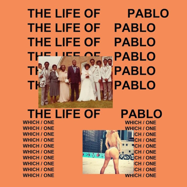 Kanye West – 'The Life of Pablo'