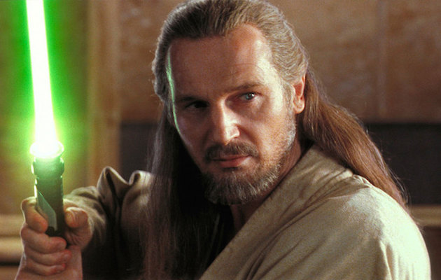 Qui Gon Jinn – one plot hole in Star Wars: The Phantom Menace