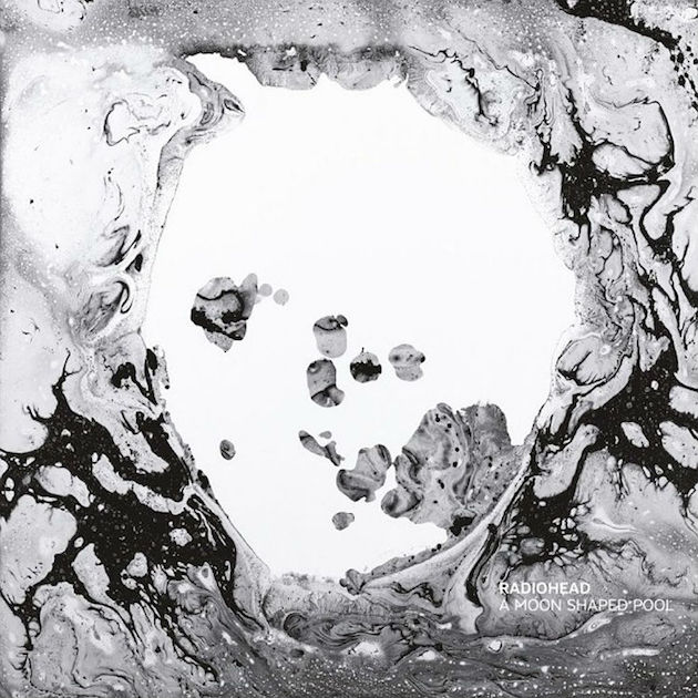 Radiohead - 'A Moon Shaped Pool'