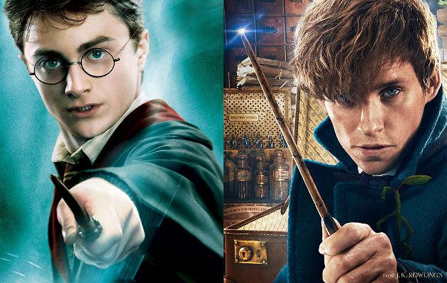 Harry Potter Fantastic Beasts plot hole