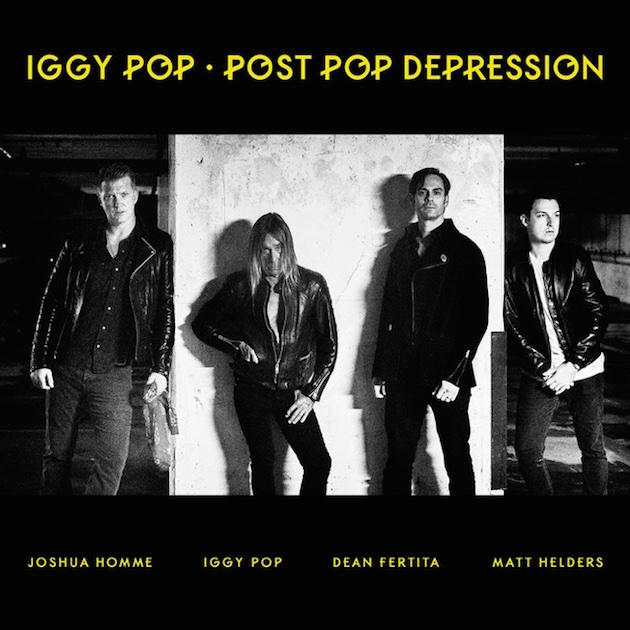 Iggy Pop – 'Post Pop Depression'