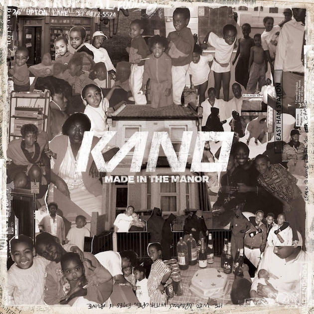 Kano – 'Made in the Manor'