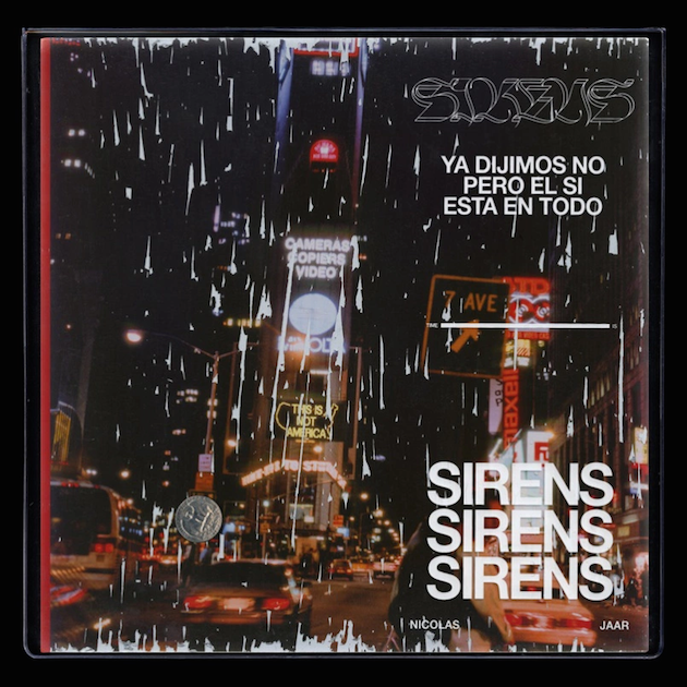 Nicholas Jaar - Sirens