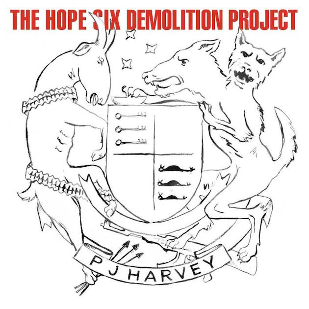 PJ Harvey – 'The Hope Six Demolition Project'