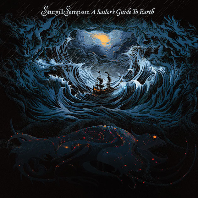 Sturgill Simpson – 'A Sailor's Guide To Earth'