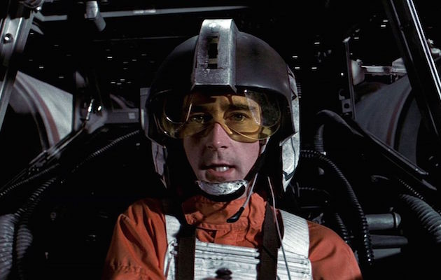 Wedge Antilles in A New Hope