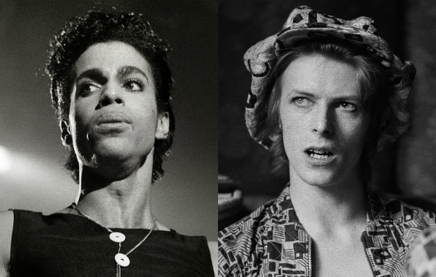 Prince David Bowie conference