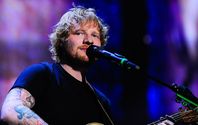 Ed Sheeran new msuic
