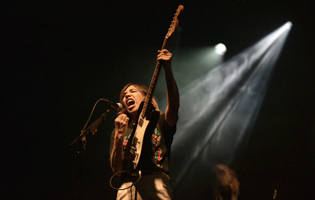 Sleater-Kinney The National Creedence Clearwater Revival