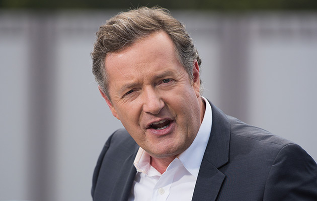 These stars really don't like Piers Morgan