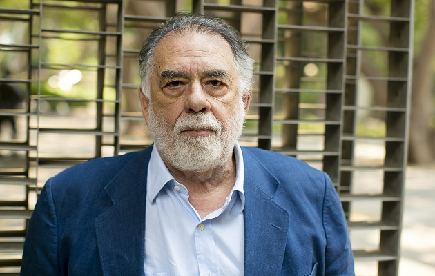 'Apocalypse Now' director Francis Ford Coppola