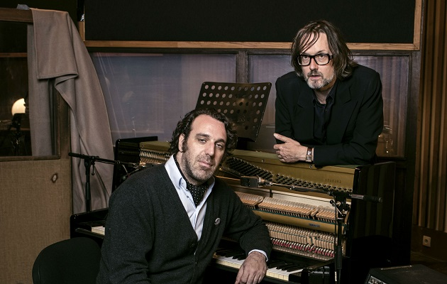 Jarvis Cocker and Chilly Gonzales